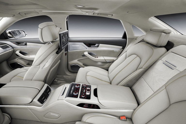 2013 Audi A8 ( D4 ) L W12 quattro - USA version 394943