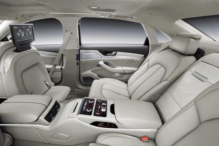 2013 Audi A8 ( D4 ) L W12 quattro - USA version 394944
