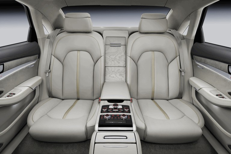 2013 Audi A8 ( D4 ) L W12 quattro - USA version 394945