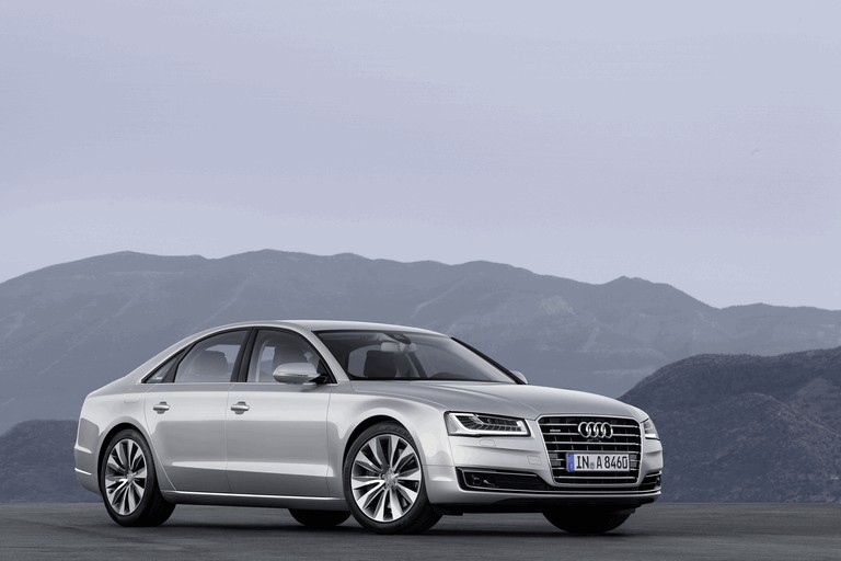 2013 Audi A8 ( D4 ) TFSI quattro - USA version 394962