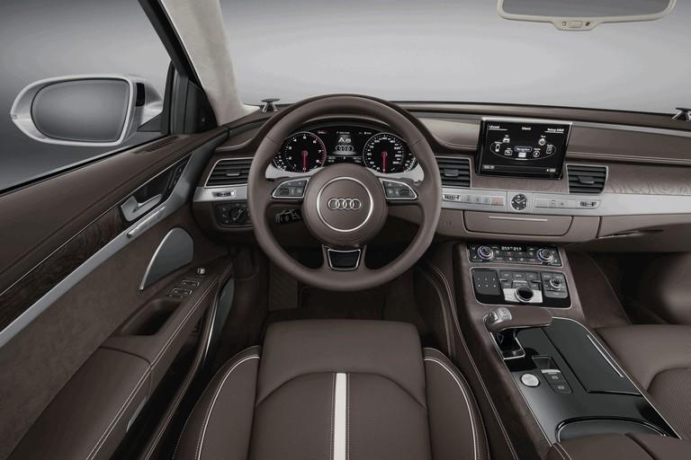 2013 Audi A8 ( D4 ) TFSI quattro - USA version 394971