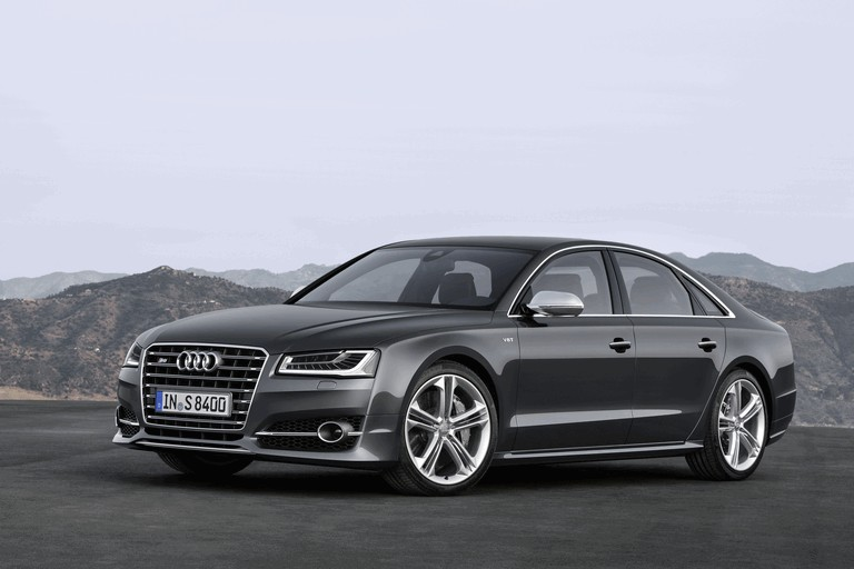 2013 Audi S8 ( D4 ) - USA version 394980