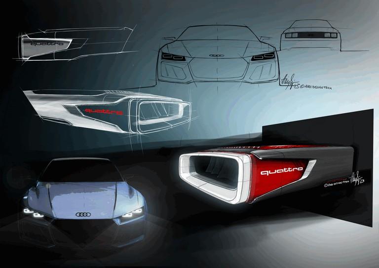 2013 Audi Sport quattro concept 395024