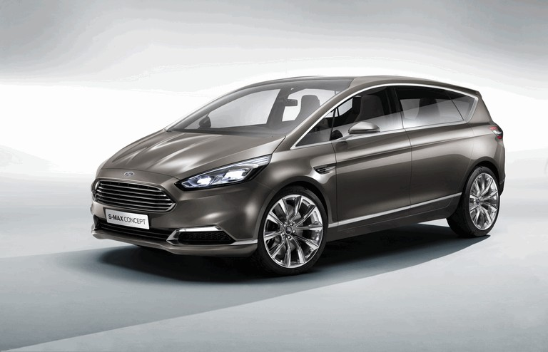 2013 Ford S-Max concept 440022
