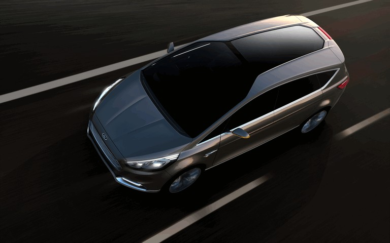 2013 Ford S-Max concept 440045