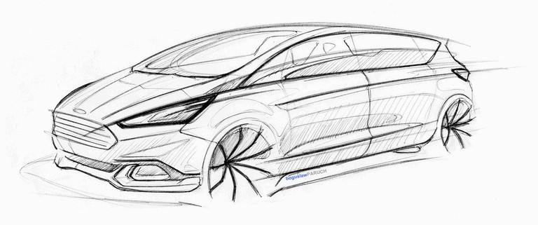 2013 Ford S-Max concept 440049