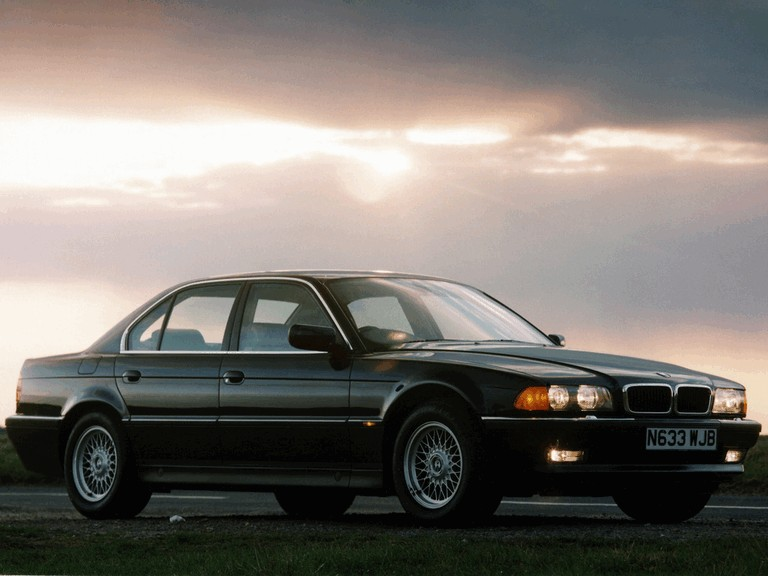 1994 BMW 740i ( E38 ) - UK version 395249