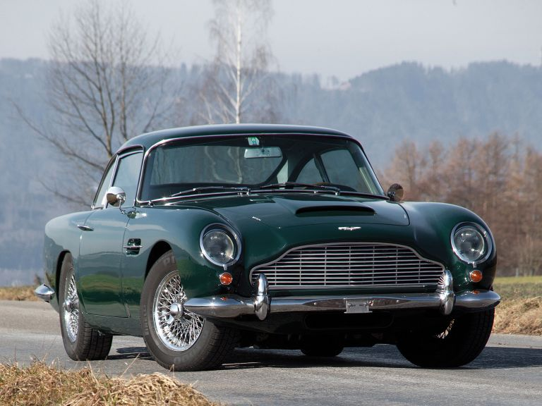 1963 Aston Martin Db5 Free High Resolution Car Images