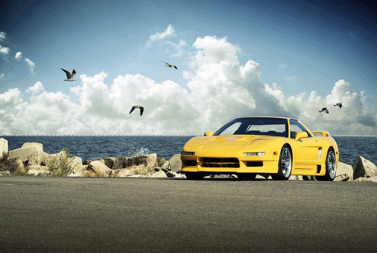 1991 Acura NSX Photography by Webb Bland 482393