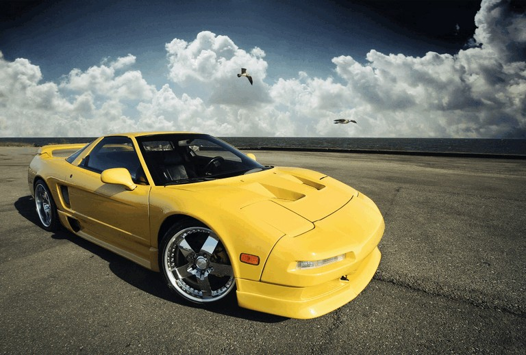 1991 Acura NSX Photography by Webb Bland 482394