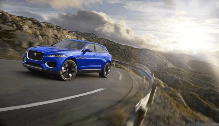 2013 Jaguar C-X17 concept 395445
