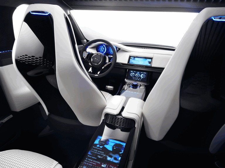 2013 Jaguar C-X17 concept 395475