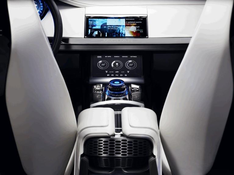 2013 Jaguar C-X17 concept 395476