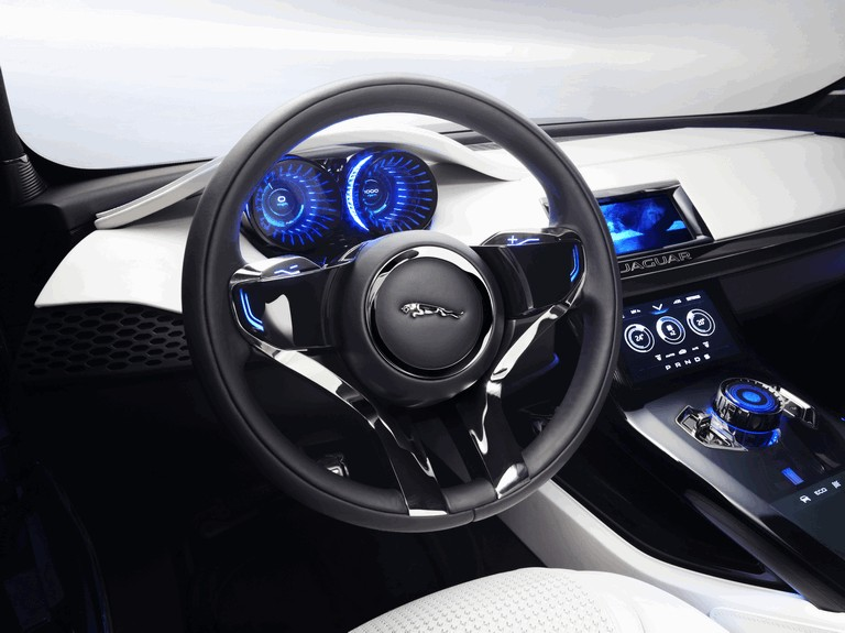 2013 Jaguar C-X17 concept 395483