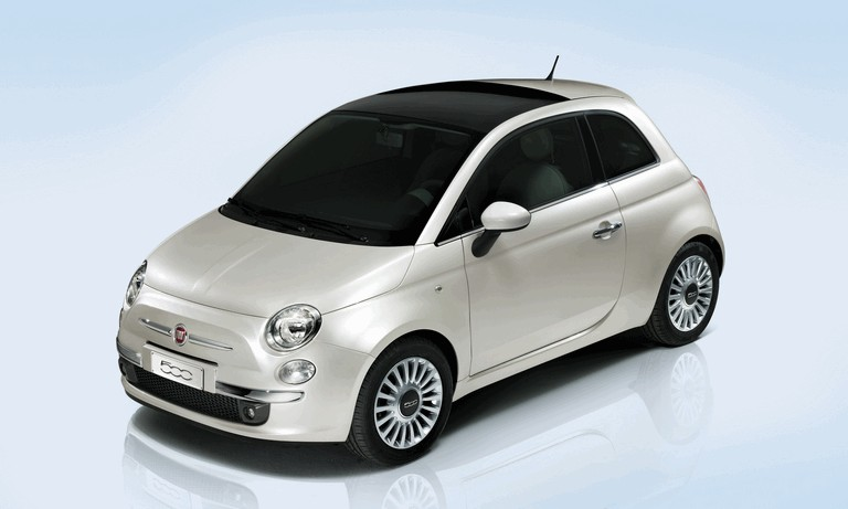 2007 Fiat 500 219671