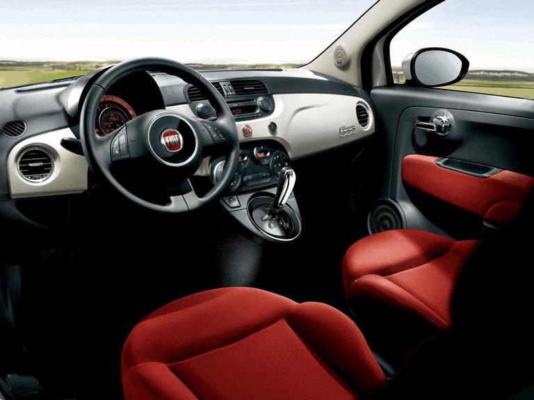 2007 Fiat 500 219681