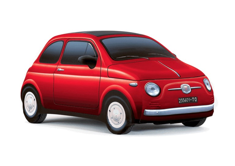 2007 Fiat 500 219698