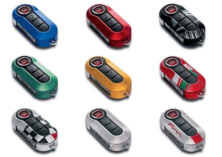 2007 Fiat 500 219702