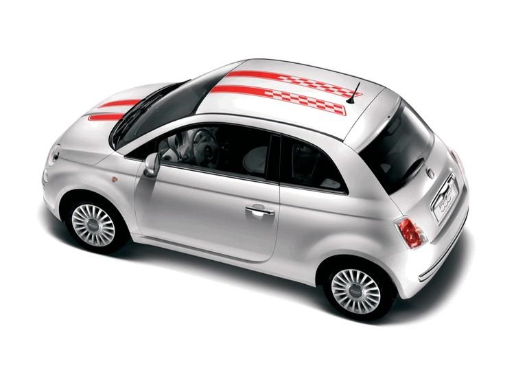 2007 Fiat 500 219705