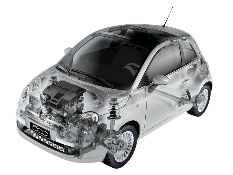 2007 Fiat 500 219712
