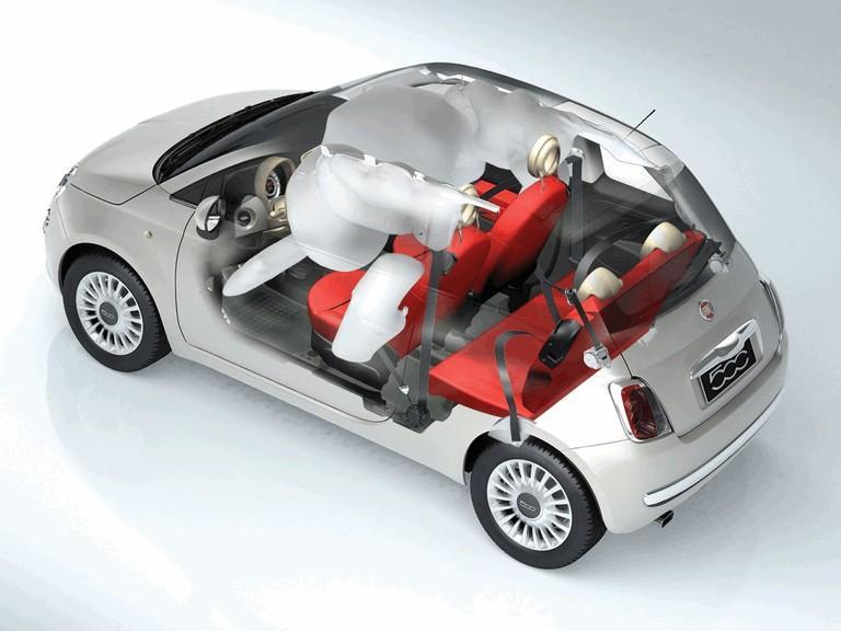 2007 Fiat 500 219713