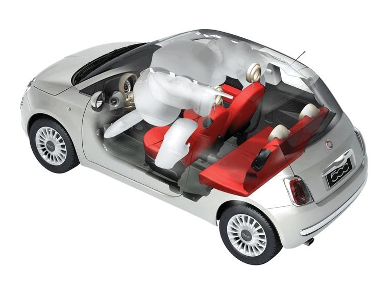 2007 Fiat 500 219714