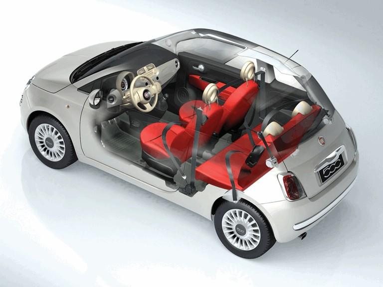 2007 Fiat 500 219715