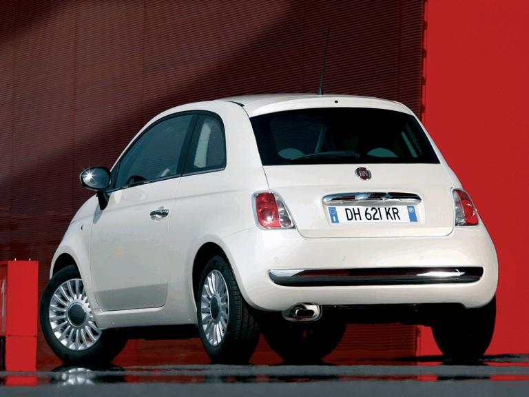 2007 Fiat 500 219718