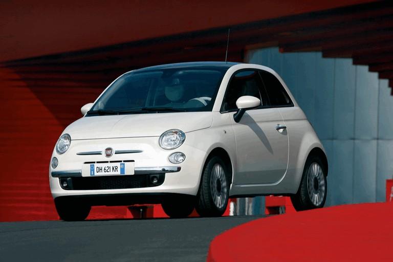 2007 Fiat 500 219719