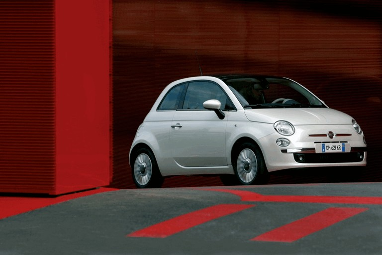 2007 Fiat 500 219721