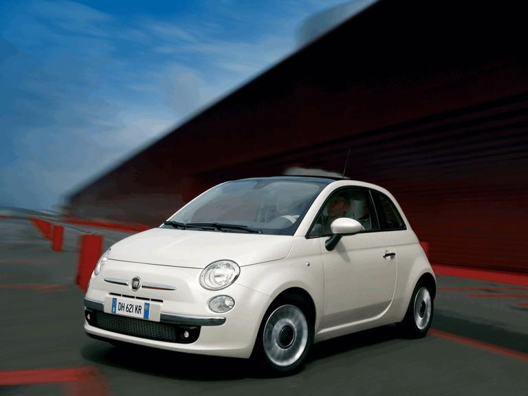 2007 Fiat 500 219724
