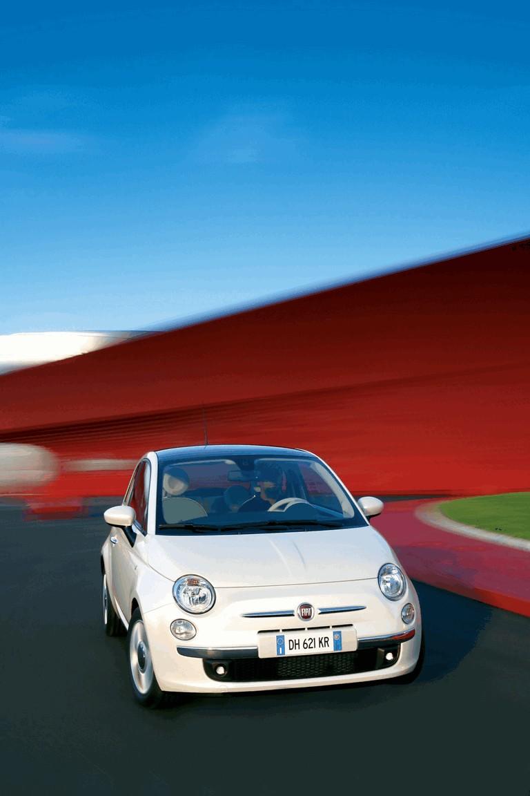 2007 Fiat 500 219726