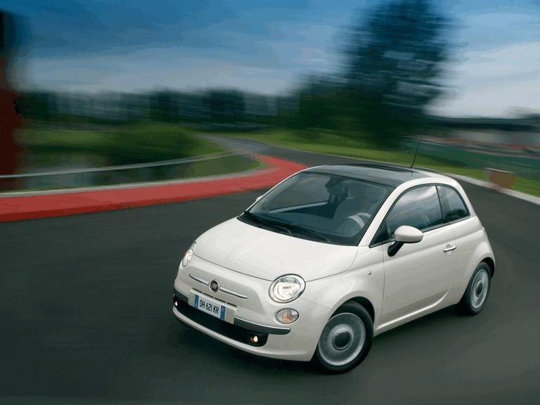 2007 Fiat 500 219728
