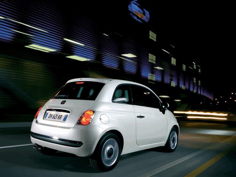 2007 Fiat 500 219731