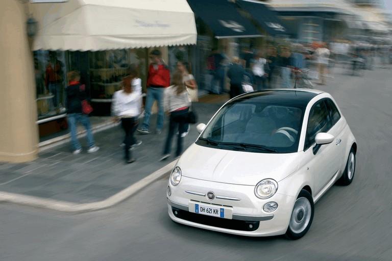 2007 Fiat 500 219741