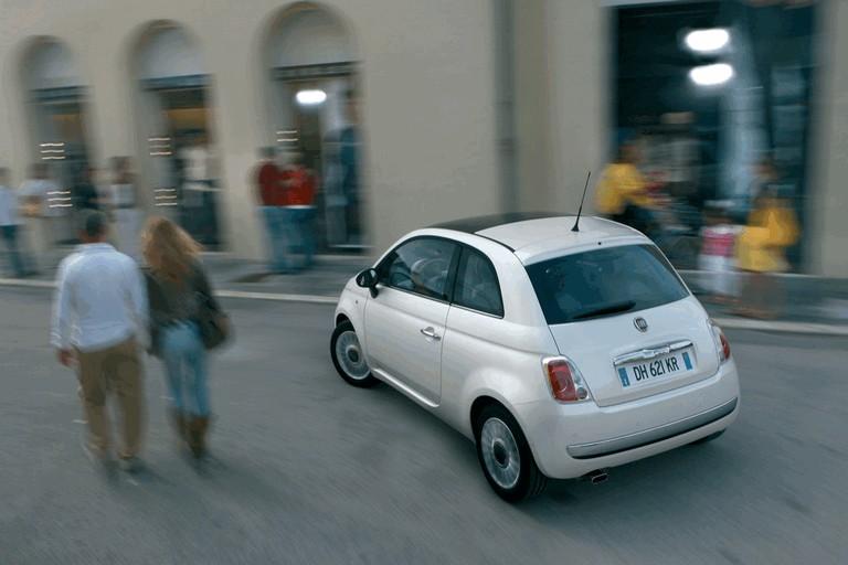 2007 Fiat 500 219742