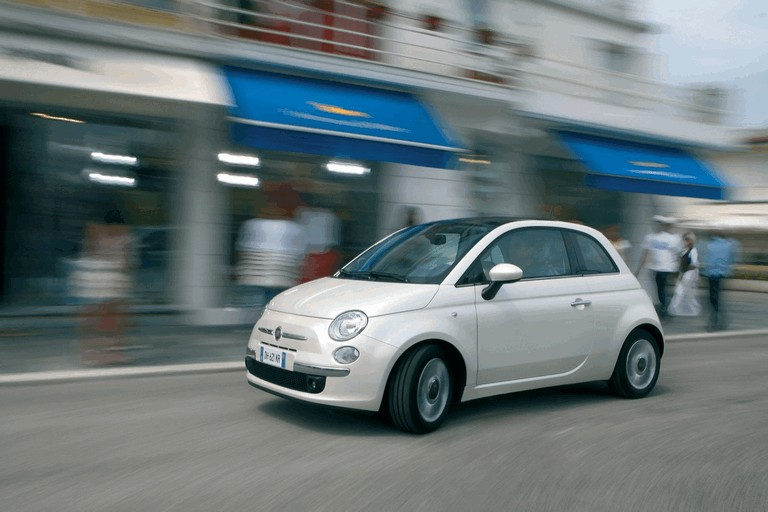 2007 Fiat 500 219743