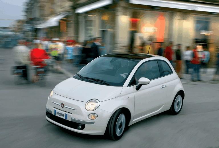 2007 Fiat 500 219744