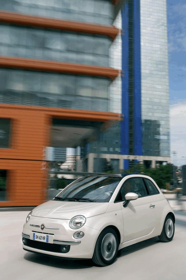 2007 Fiat 500 219746