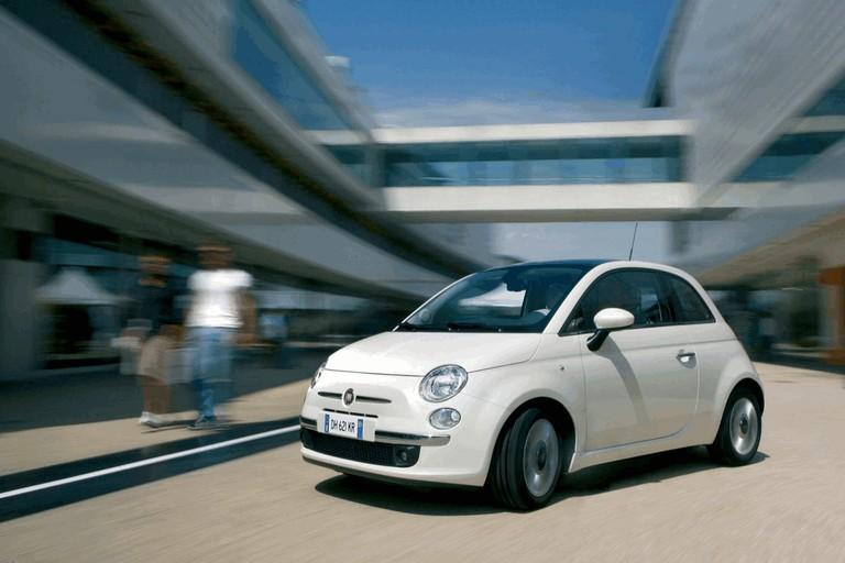 2007 Fiat 500 219752