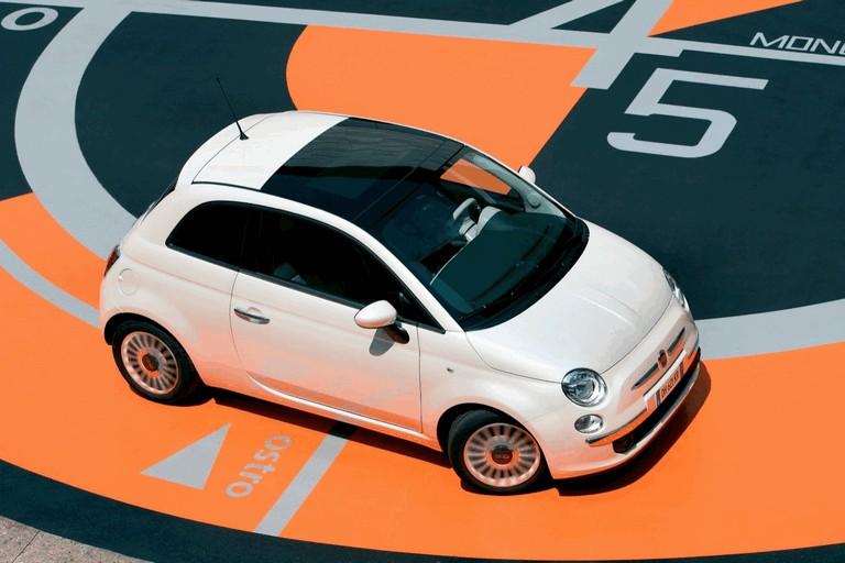 2007 Fiat 500 219753