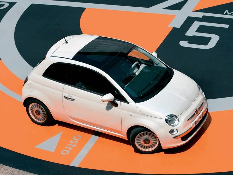 2007 Fiat 500 219754