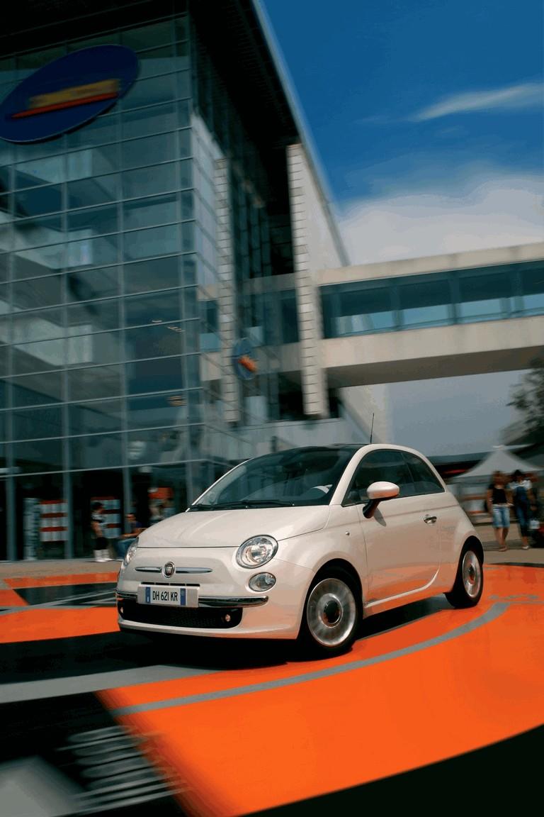2007 Fiat 500 219755
