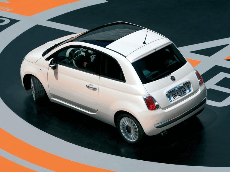 2007 Fiat 500 219758