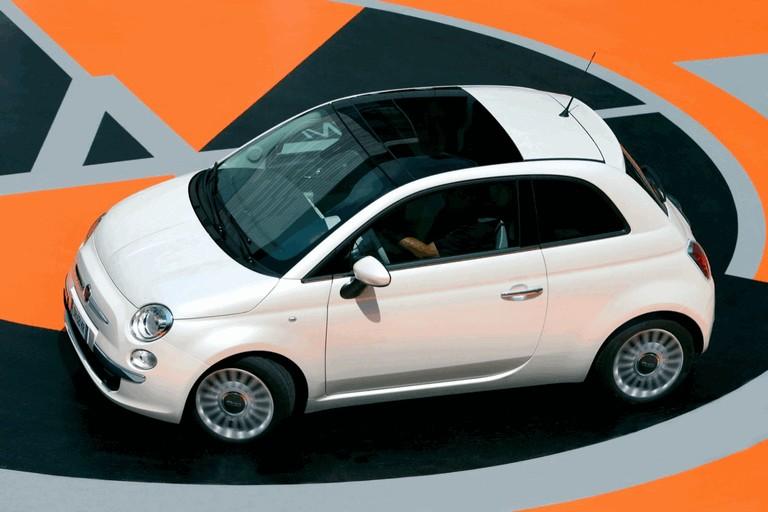 2007 Fiat 500 219759