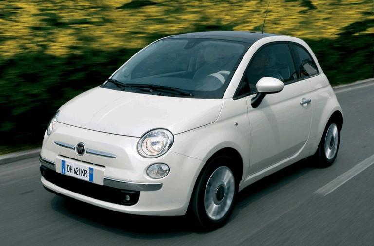 2007 Fiat 500 219761
