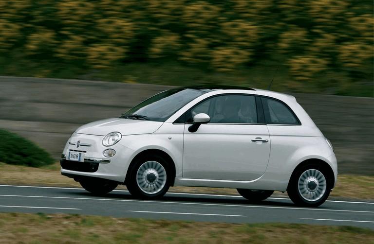 2007 Fiat 500 219762