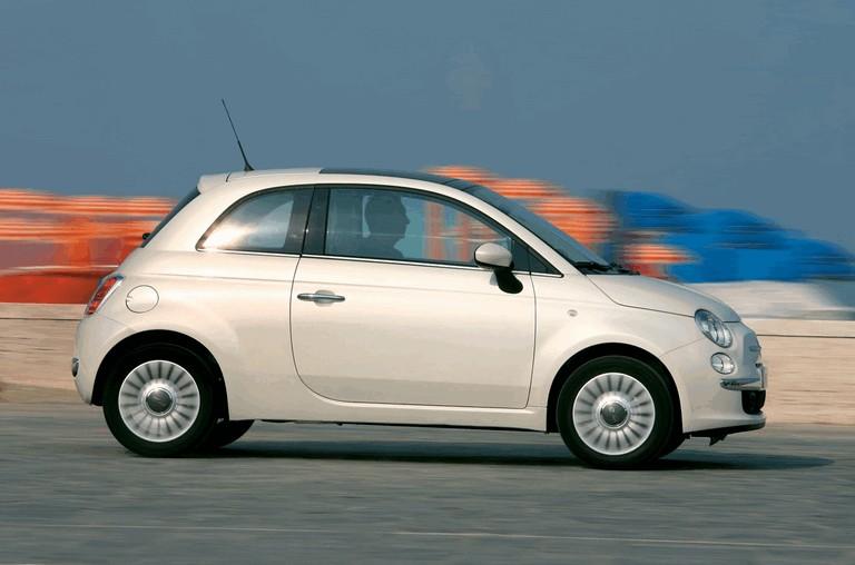 2007 Fiat 500 219764