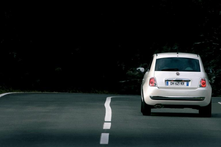 2007 Fiat 500 219766