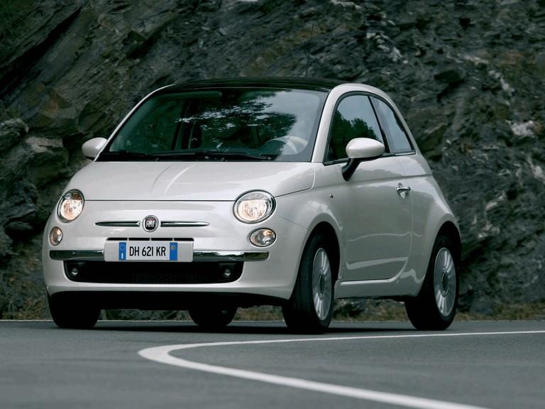 2007 Fiat 500 219767
